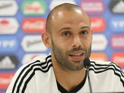 Mascherano Backs Idea Of Hosting FIFA World Cup Every Two Years