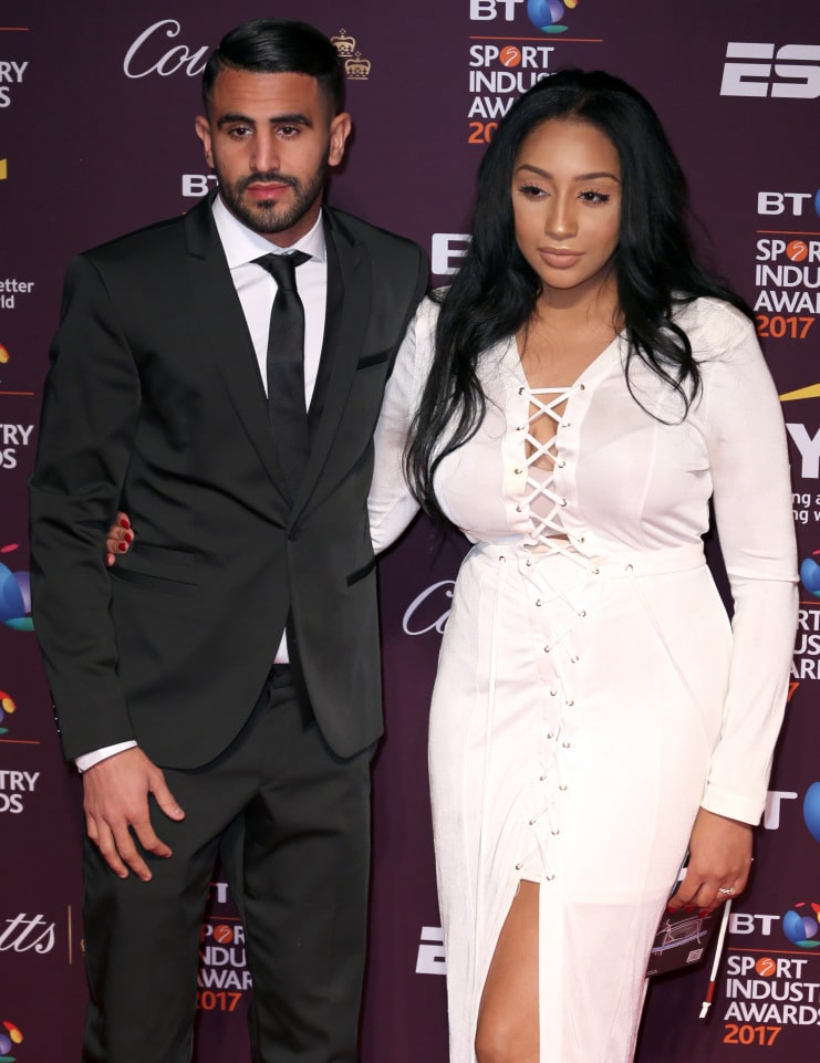 'How Manchester City Ruined My Marriage' – Mahrez's Ex-Wife Reveals