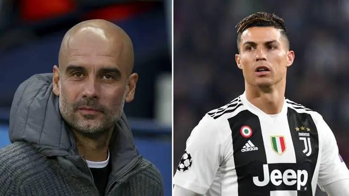 Ronaldo Must Decide His Future Now -Guardiola
