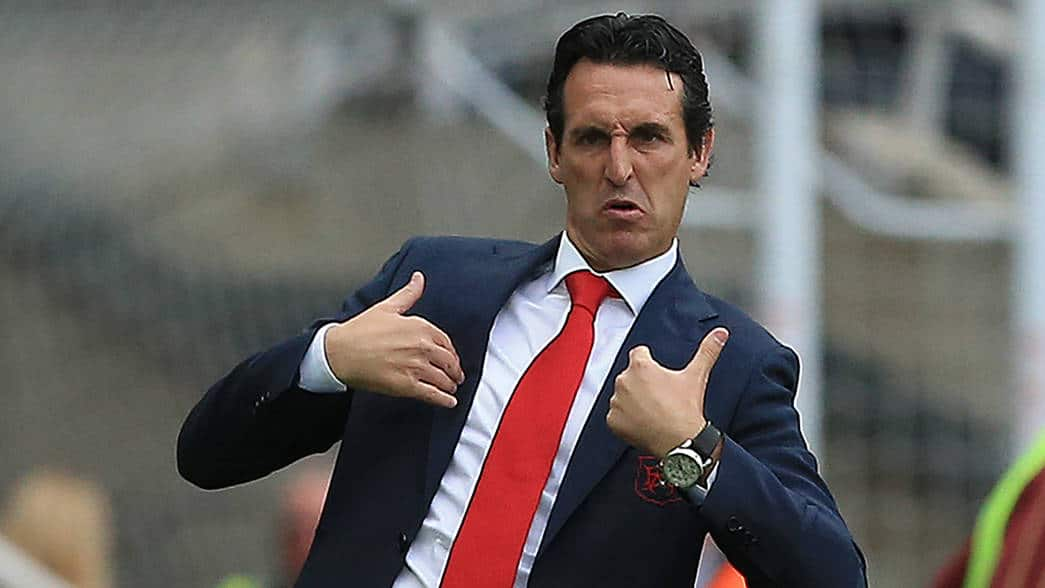 UEFA Super Cup Clash Against Chelsea Not A Game Of Revenge -Emery
