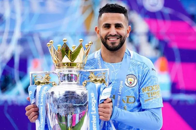Mahrez Confident Man City Will Defend Premier League Title