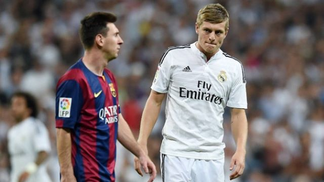 Kroos: How Messi's Barca Exit Would Benefit Real Madrid