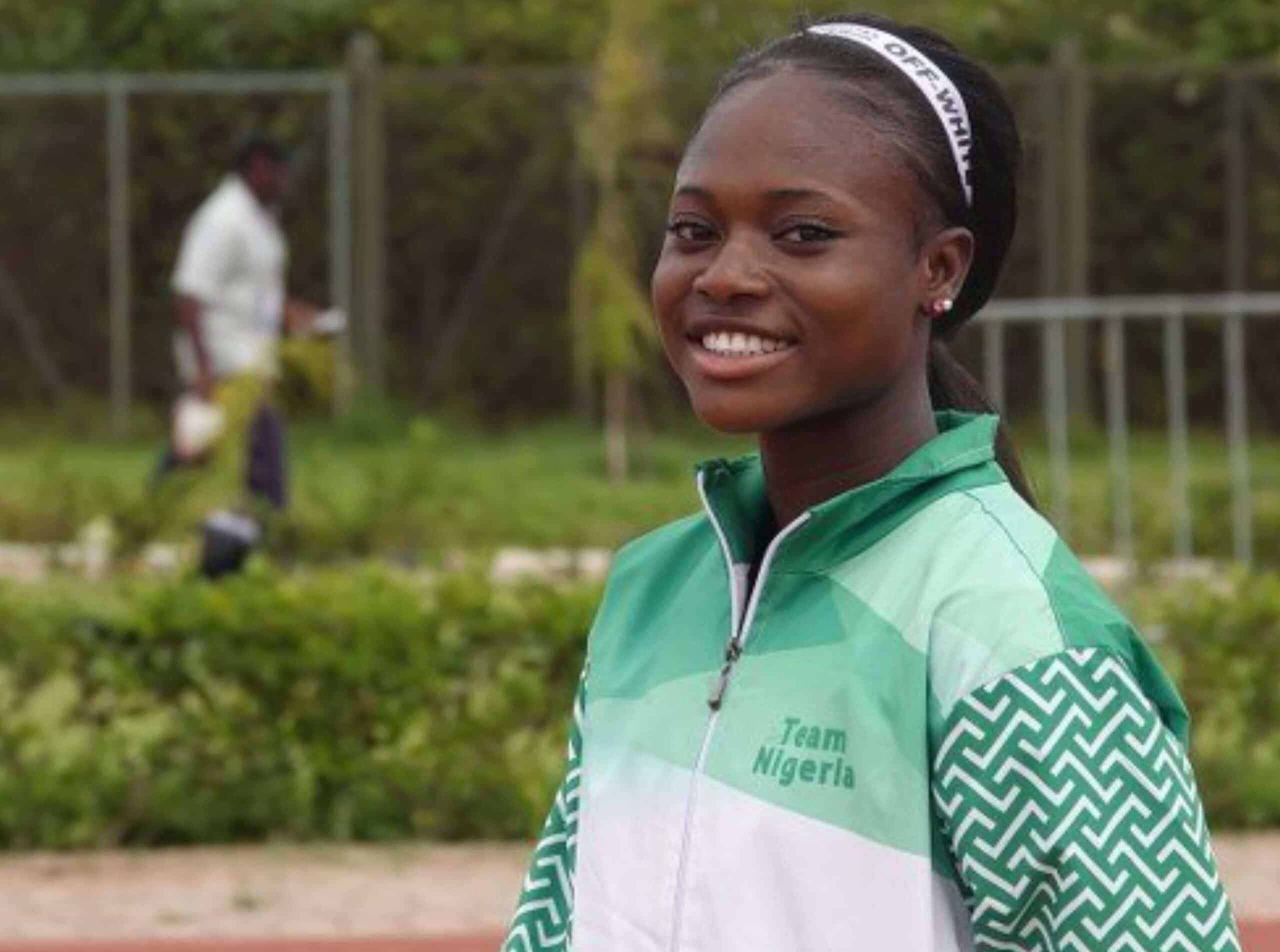 Ofili To Battle Tokyo Olympics Silver Medallist, Mboma For U20 200m Title