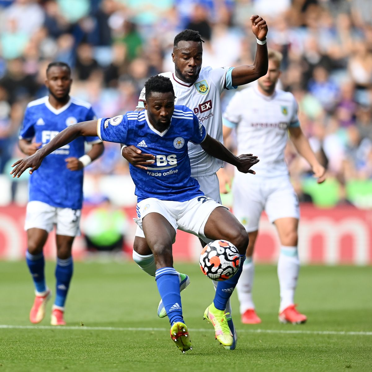 EPL: Iheanacho Provides Assist, Ndidi In Action As Leicester – Burnley Draw; Iwobi Helps Everton Beat Norwich