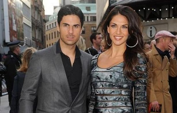 How My Wife, Family Stood By Me When Results Were Not Going Arsenal's Way -Arteta