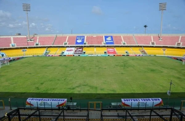 2022 WCQ: Accra Sports Stadium To Host Eagles Group Foes Liberia vs Cape Verde