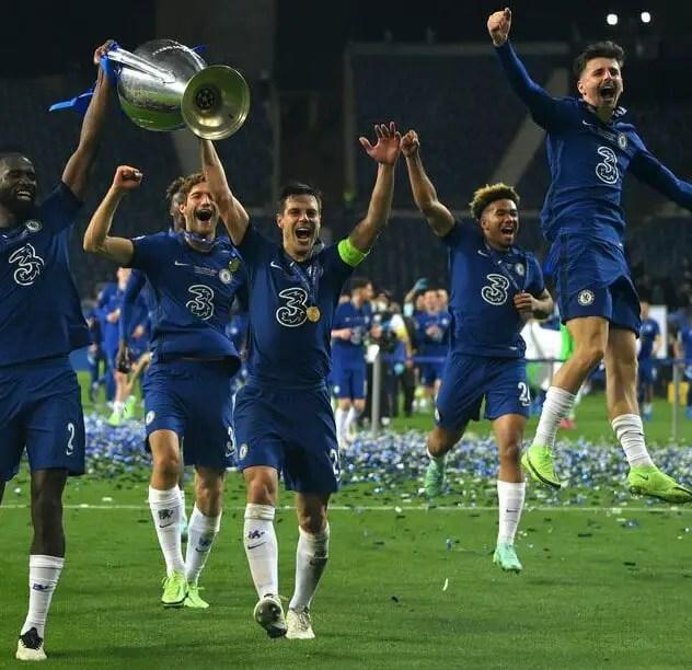 Chelsea Star's House Burgled, Champions League, Super Cup Medals Stolen