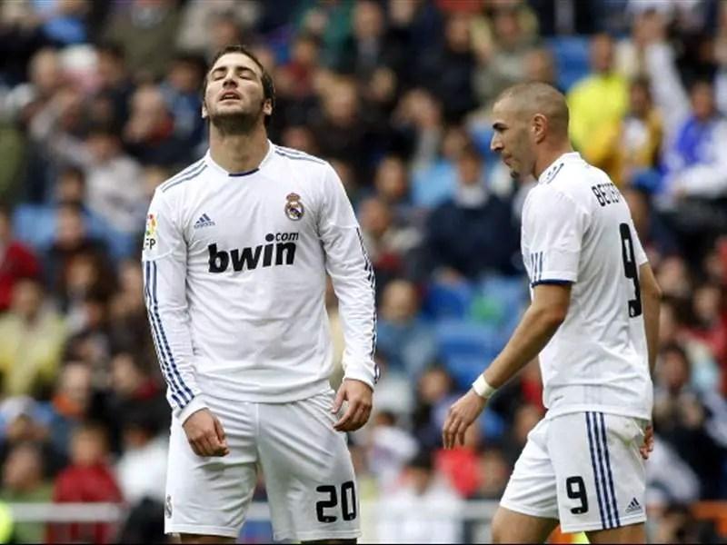 Higuain: Why Benzema, Kaka's Arrival At Madrid Annoyed Me