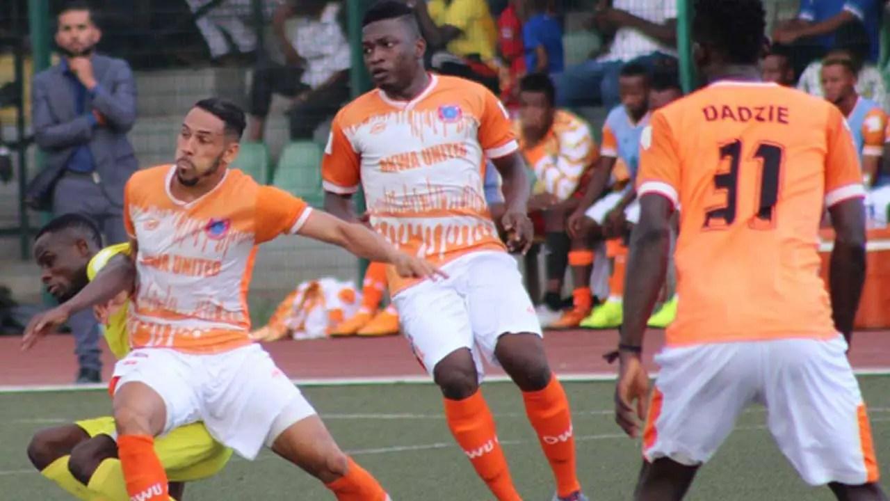 CAF Champions League: Akwa United Can Stun CR Belouizad In Algeria -Ikpeba