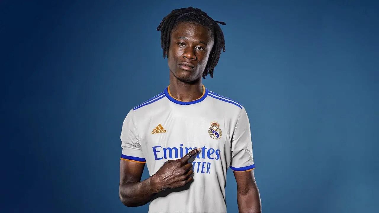 I Can Adapt To Real Madrid Life -Camavinga