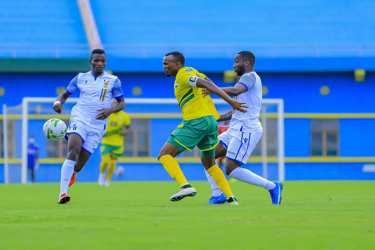 2022 WCQ: Super Eagles Group Foes Central Africa Republic And Cape Verde Settle For Draw