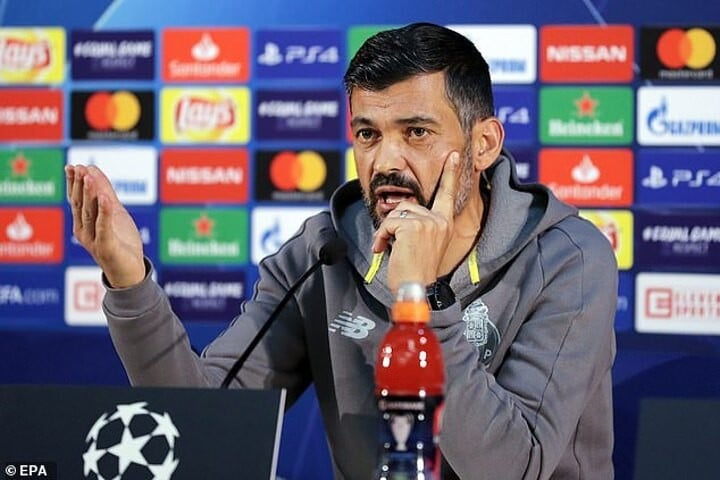 UCL: Porto Will Expose Liverpool's Weaknesses -Conceicao