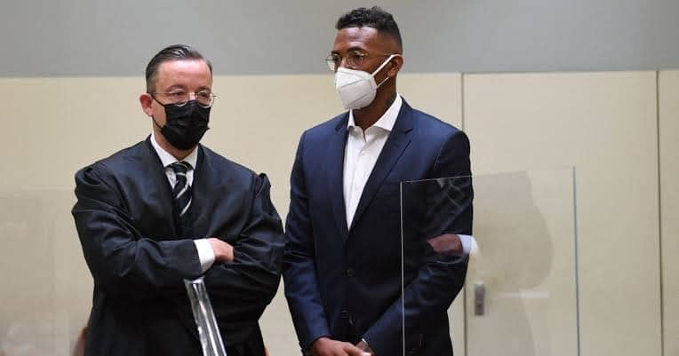 Boateng Convicted Of Assaulting Ex-Girlfriend, Fined £1.5m