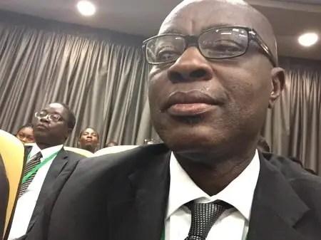 WASM Chief, Omotayo Arrives Nigeria, Begins Lagos Leg Of Africa Tour