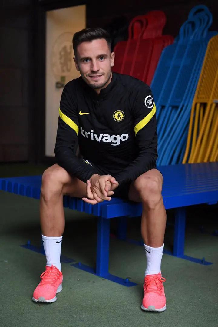 Chelsea Confirm Saul Niguez's Squad Number