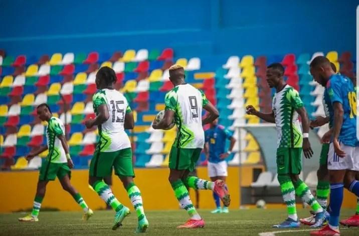 Rohr Hails  'Difficult' Win Against Cape Verde