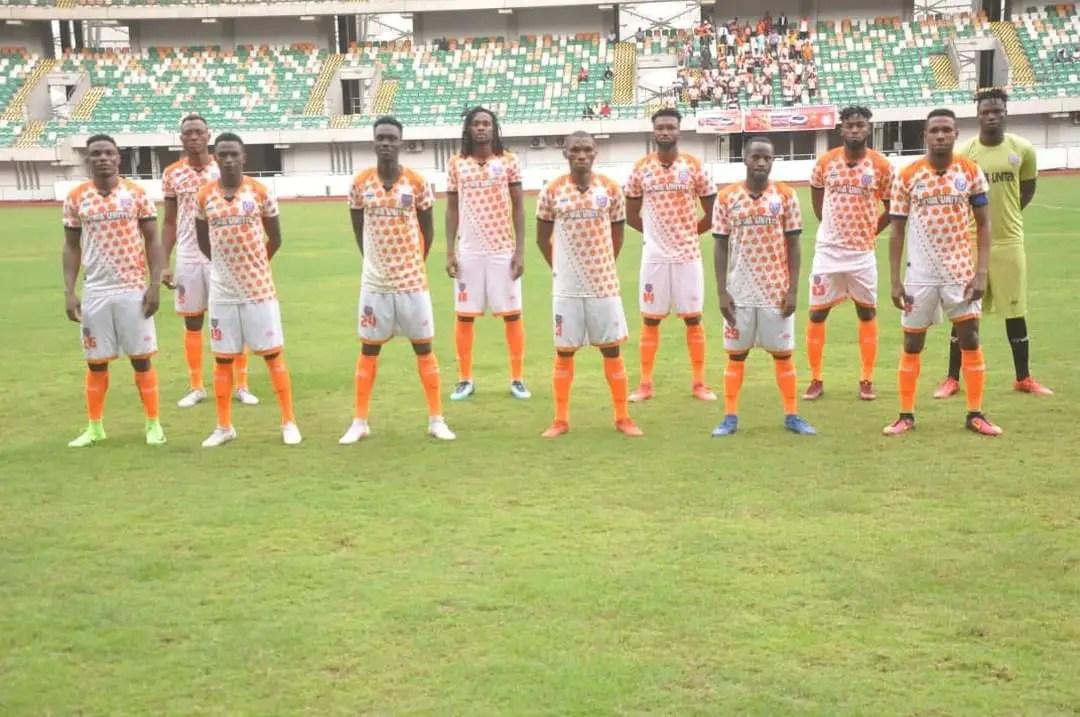 CAFCL:  Akwa Utd Secure Slim Win Against Belouizdad;  Rivers Utd Beat Young Africans  Away