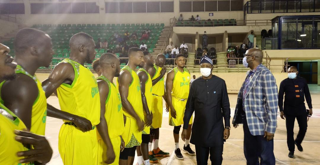 Sports Minister Happy With Return of NBBF Premier League