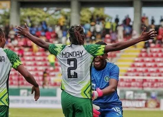 Aisha Buhari Cup: Waldrum Applauds Falcons' Determination To Win Against Mali