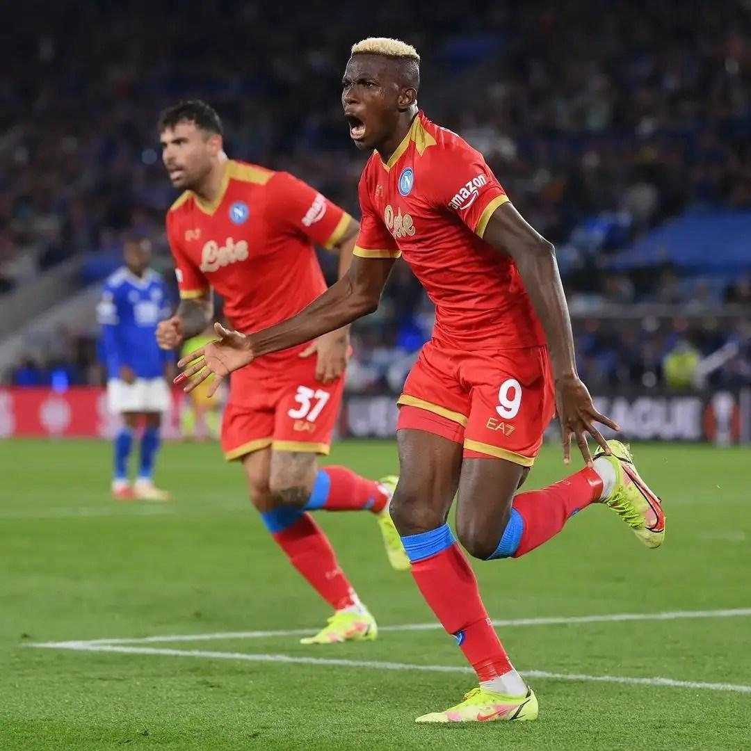 Zola: Osimhen Is Lukaku's Heir