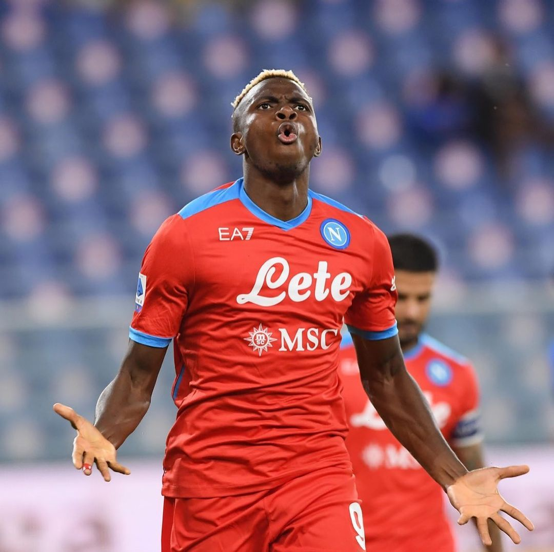 'Osimhen Works Hard In Everything He Does' – Napoli Coach Spalletti