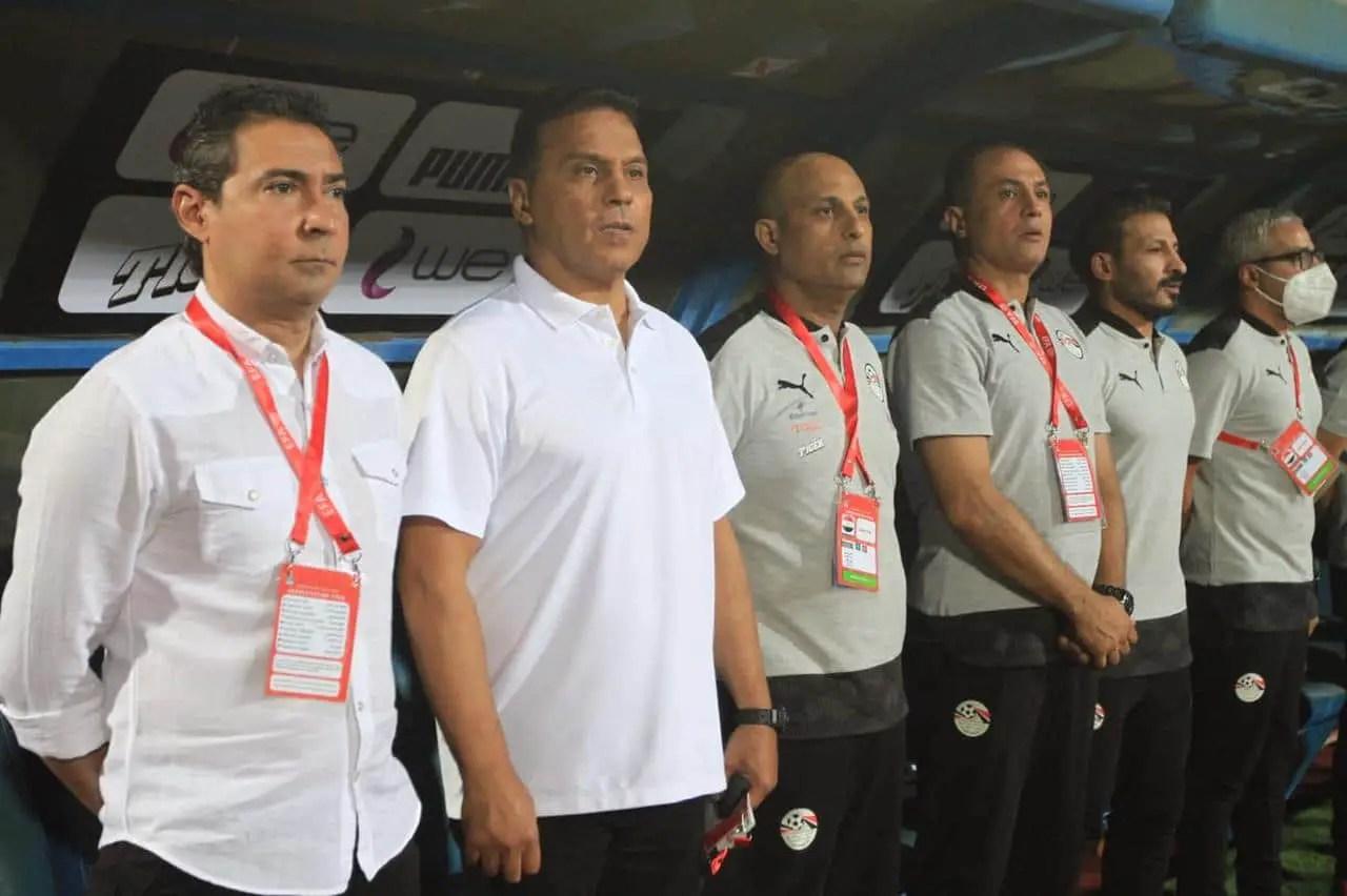 Nigeria's AFCON Foe Egypt Sack Coach El-Badry