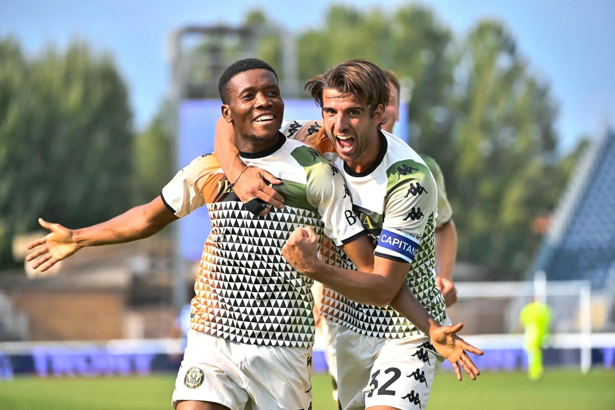 Serie A: David Okereke Opens Venezia Goal Account