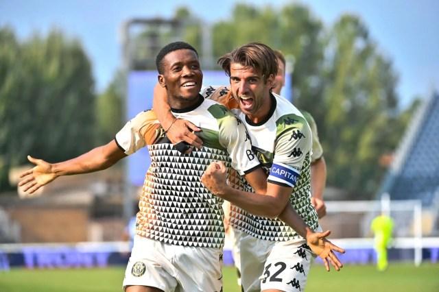 Serie A: David Okereke Opens Spezia Goal Account