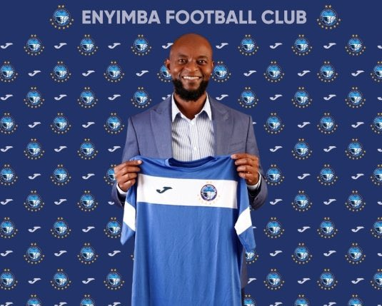 Finidi Wants Strong Start With Enyimba