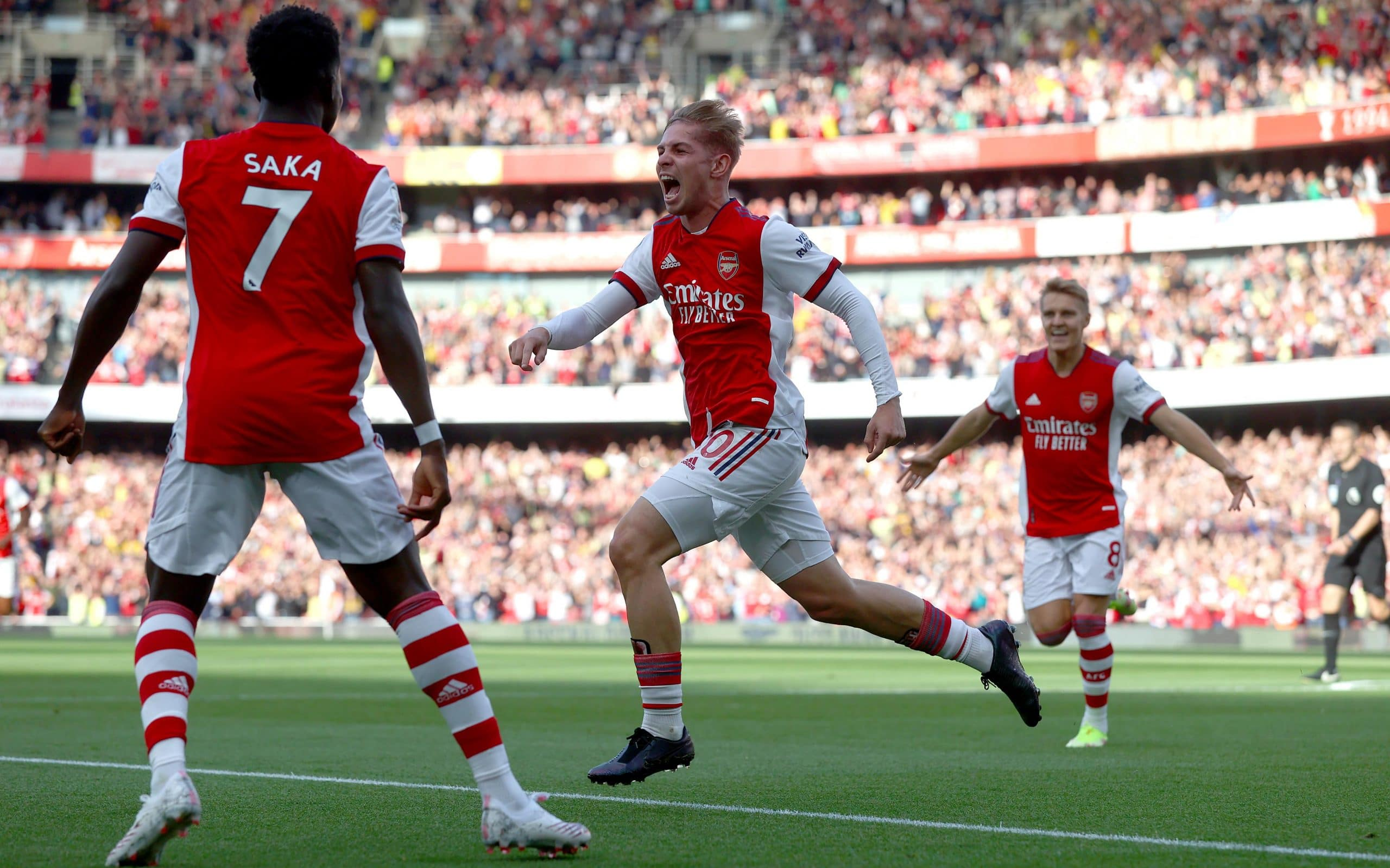 Premier League: Arsenal Outclass Woeful Spurs At The Emirates