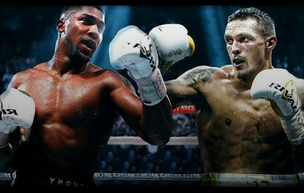 'Usyk Is Scary' – Promoter Hearns Warns Joshua Ahead World Title Fight