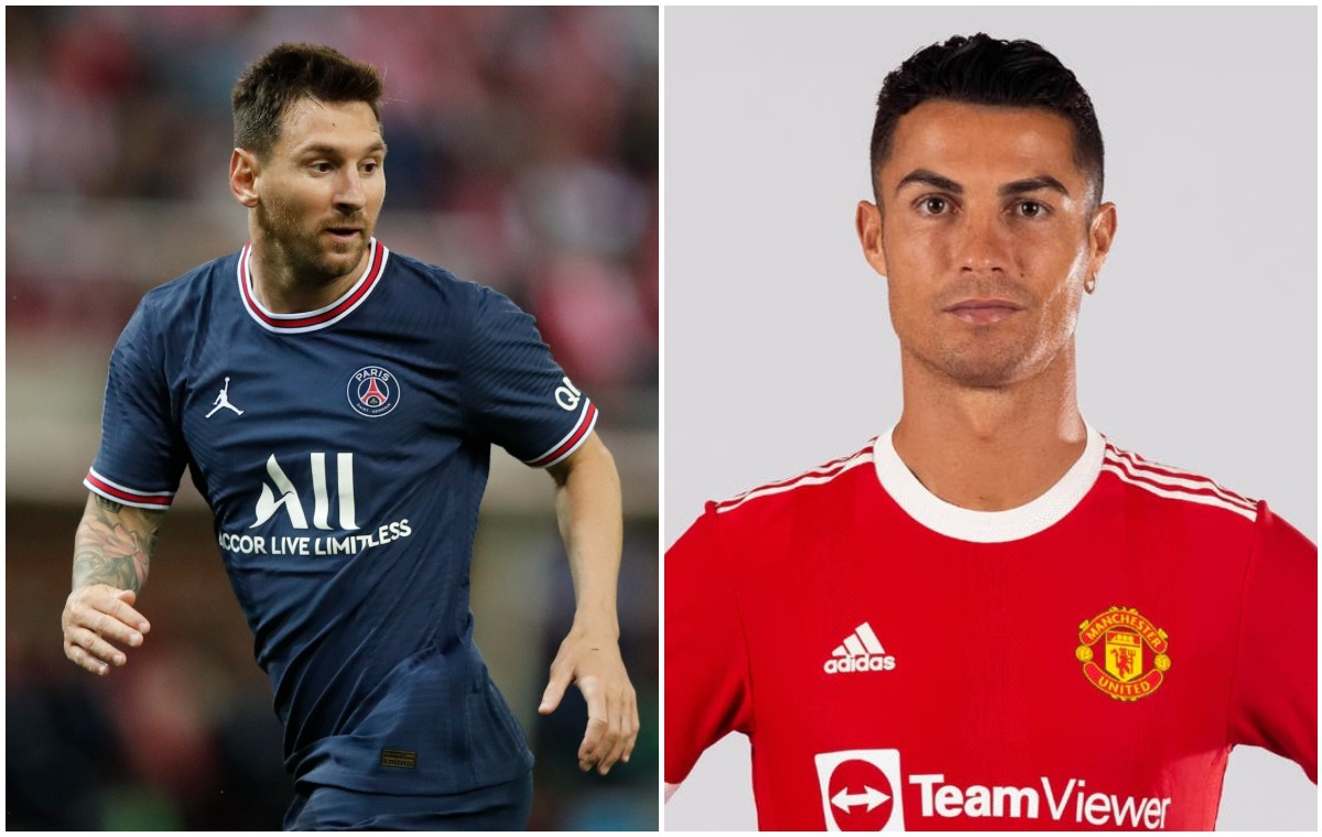 Ronaldo Overtakes Messi As Highest Paid Footballer In The World