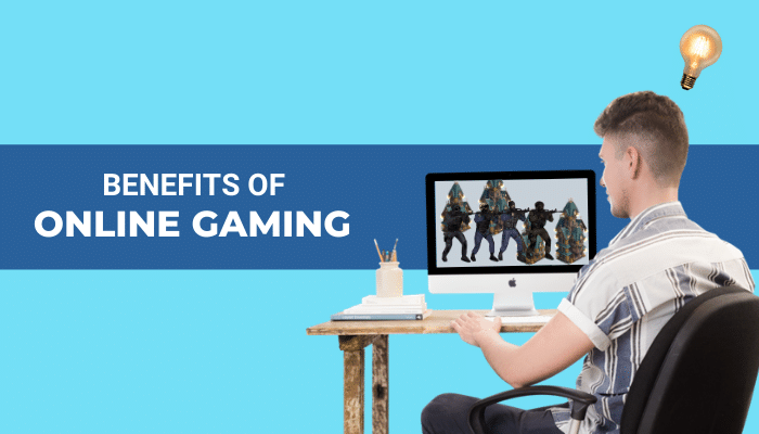 Benefits Of Online Gaming You Probably Didn't Know