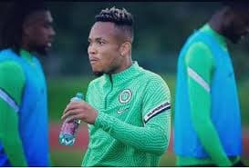 'I'm Doing My Best To Match The Level Of The Super Eagles' -Ejuke