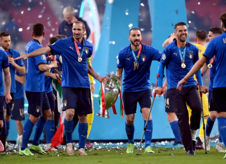 2022 WCQ: Italy Targets New All-Time Unbeaten Record Ahead Of Switzerland Clash