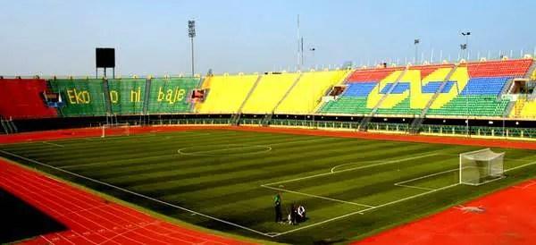 2022 WCQ: Teslim Balogun Stadium Ready To Host Nigeria Vs Liberia -Aiyepeku