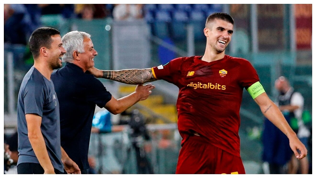 Mourinho Has Changed Roma's Mentality -Veretout