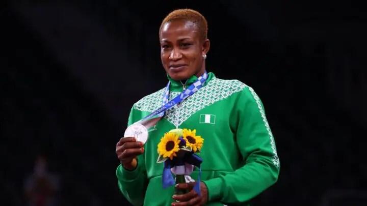 Oborududu Elected Into Athletes' Commission Of United World Wrestling