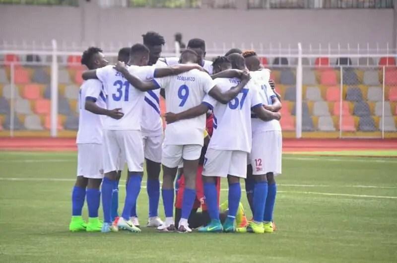 CAFCC:  Bayelsa United  Secure Slim Win Against CS Sfaxien In Yenagoa
