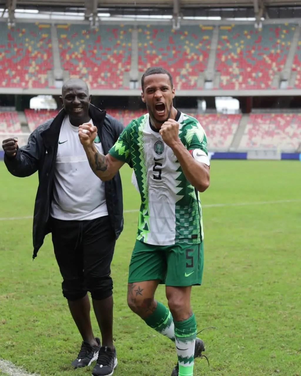 Watford Proud Of Troost-Ekong's Int'l Week Outing For Nigeria