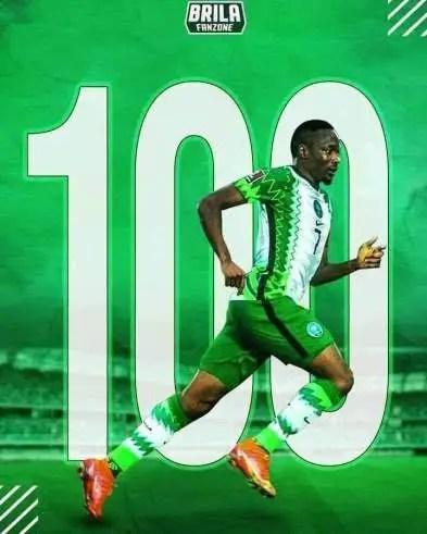 Centurion Musa Thanks Nigerians After Win Vs CAR
