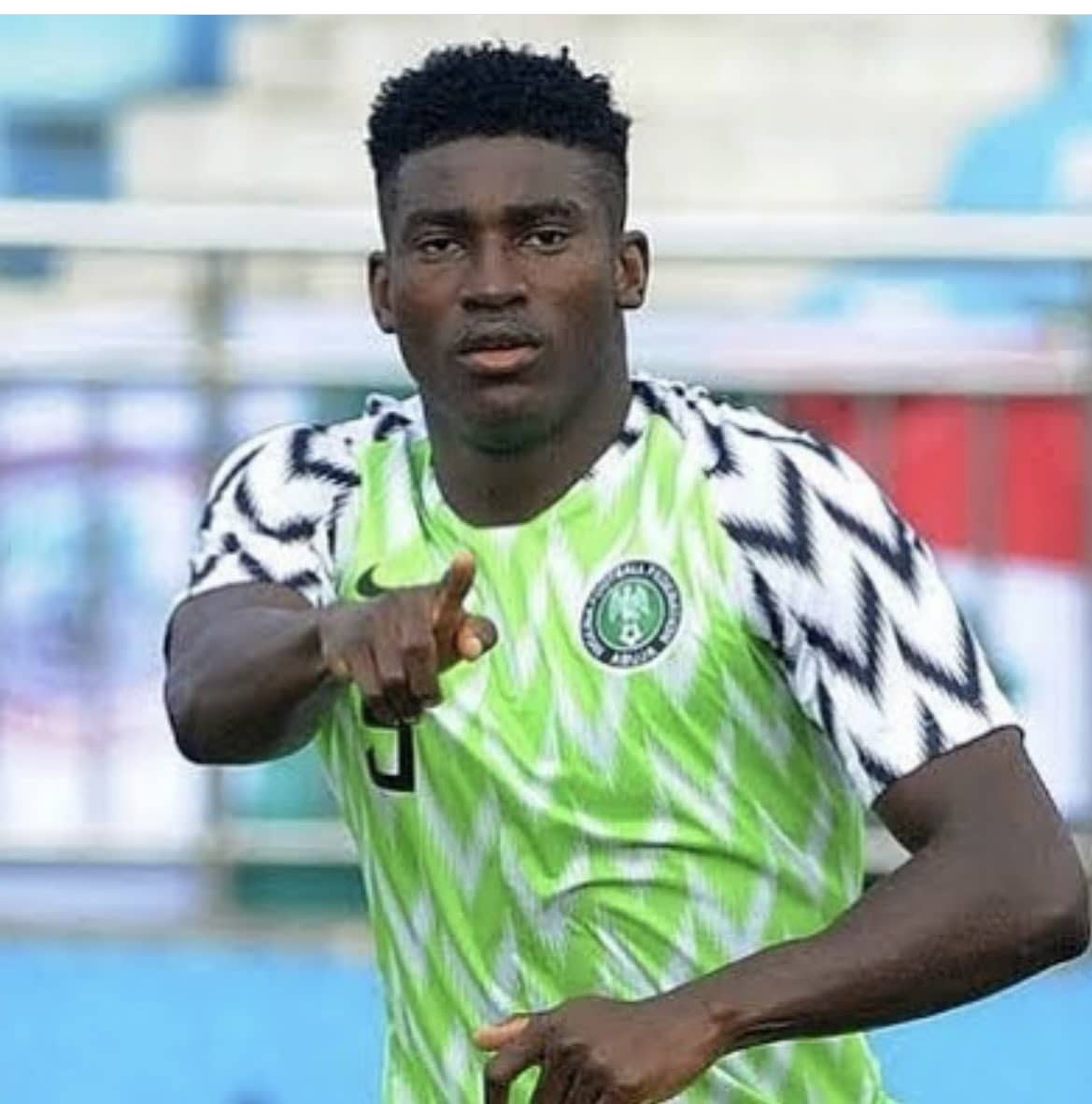 Awoniyi: I Can't Wait  To Make Super Eagles Debut