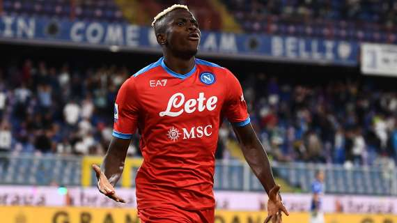 Osimhen Is Eager To Learn, Improve -Spalletti