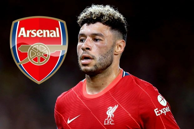 Liverpool Willing To Allow Oxlade-Chamberlain Rejoin Arsenal