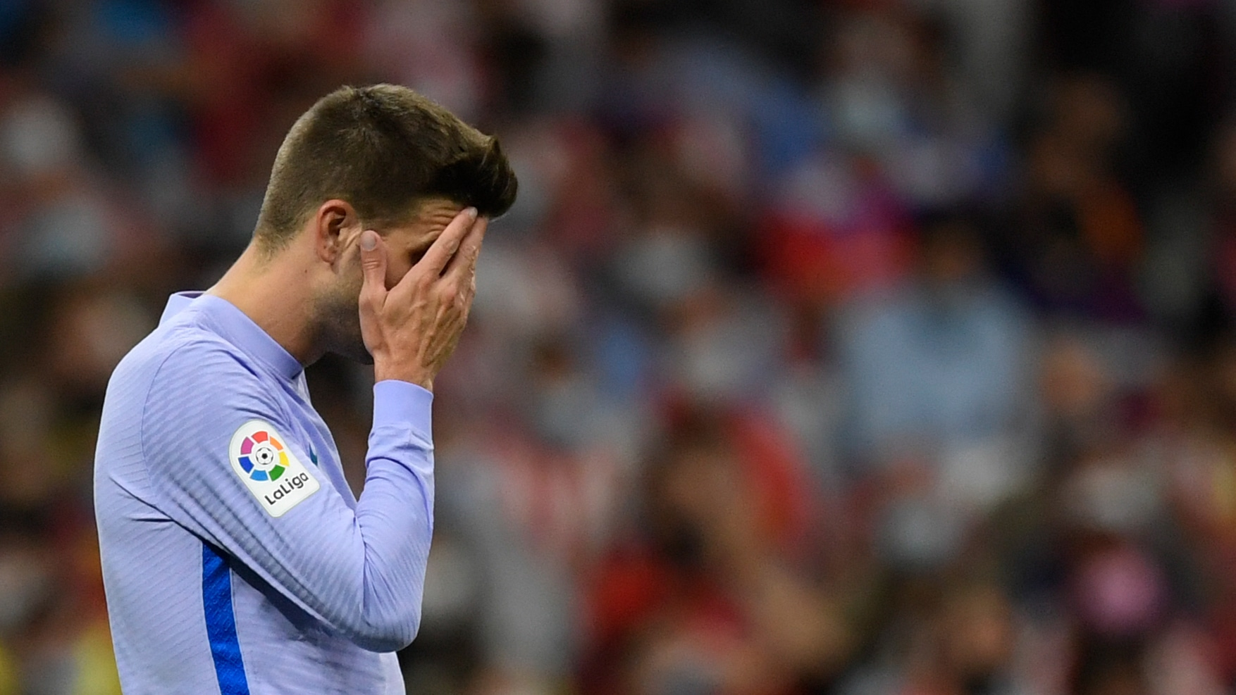 'Barcelona Could Have Played For Three Hours And Still Not Scored' -Pique