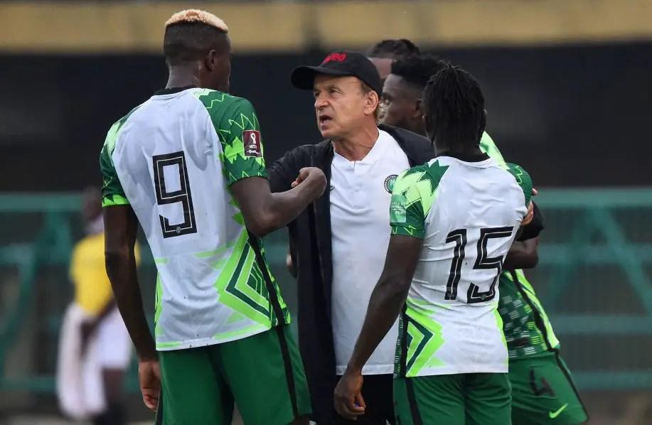 Ikpeba Backs Rohr To Remain As Super Eagles Coach