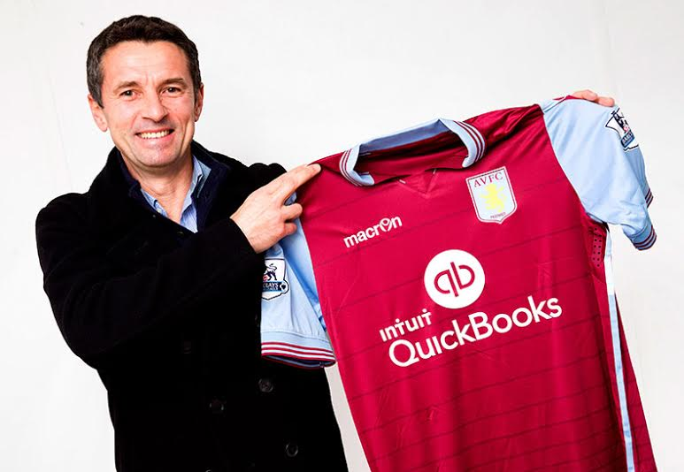 Ex-Arsenal Star Remi Garde Honoured To Be Aston Villa Manager
