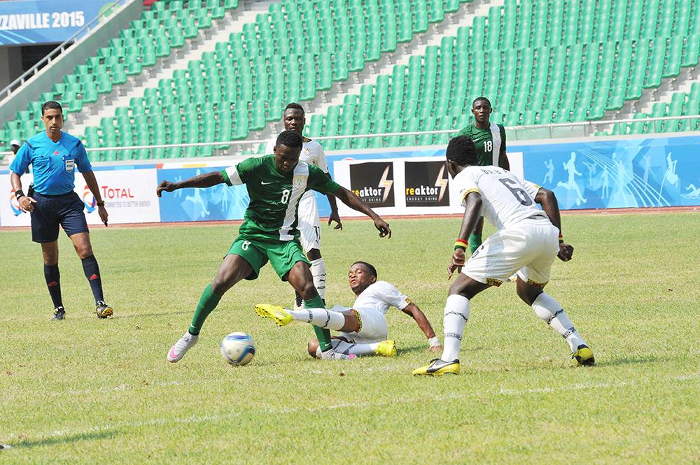 U-23 Eagles Face Gambia's Real De Banjul In AFCON Friendly