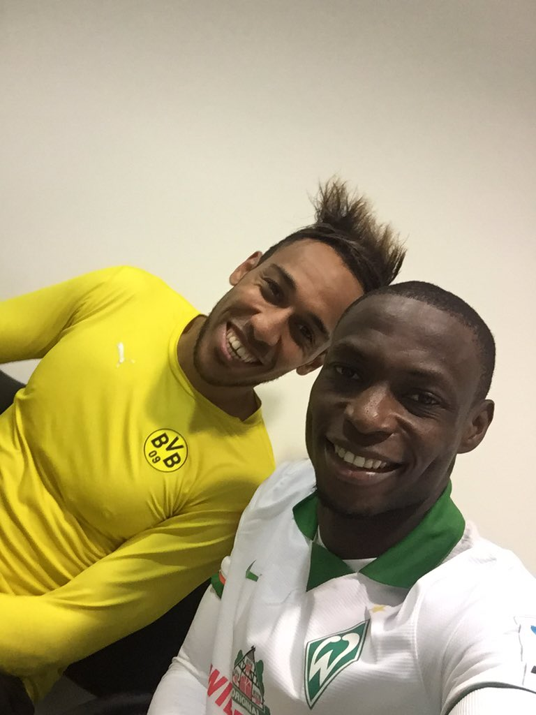 Ujah Banks On Bremen Form For Super Eagles Recall