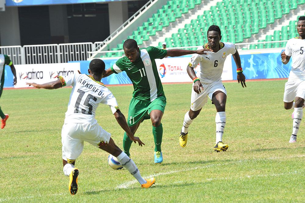 U-23 AFCON: Dosu Sure Nigeria Will Qualify For Olympics
